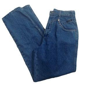 Vtg Rockies Jeans Straight Leg Cotton 13/14 EUC